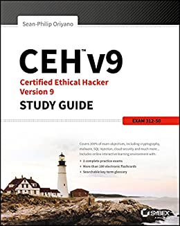 Ceh Certified Ethical Hacker Study Guide Ebook