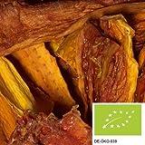 1kg BIO Papaya getrocknet, versandkostenfrei (in D), leckere Trockenfrüchte ungeschwefelt und ohne Zucker