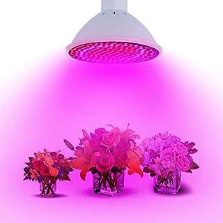 Bluelover 20W E27 166 Red 34 Blue LED Grow Light Plant Lamp Bulb Garden Greenhouse Plant Seeding Light