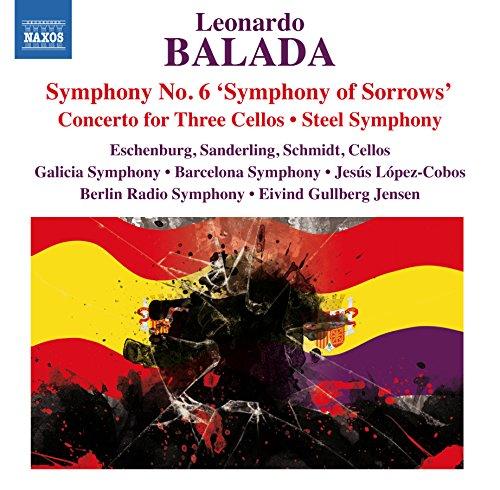 Sinfonie 6/Konzert Für 3 Celli