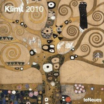 2010 Klimt Grid Calendar