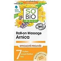 SO 'BIO ETIC - Beruhigende Arnika-Massage-Rolle für Hämatome - für Prellungen und kleine Hauttraumata - Mit 7... preisvergleich bei billige-tabletten.eu