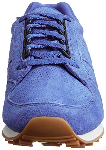 Eclat Nubukleder Amparo Blue–Schuhe Herren Le Coq Sportif Blau - blau