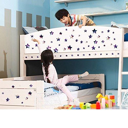 Zegeey Mode Sterne Wandaufkleber Kinder Baby Room DIY Wand Kunst Wohnkultur Aufkleber