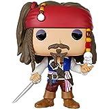 Pirates Of The Caribbean Captain Jack Sparrow Vinyl Figure 172 Figurine de collection
