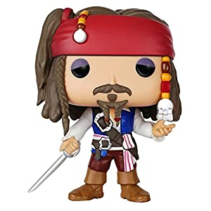 POP Vinilo Disney Pirates Jack Sparrow