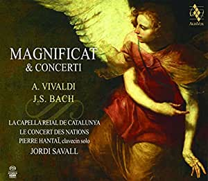 Bach / Vivaldi : Magnificat & Concerti (+ Bonus DVD)
