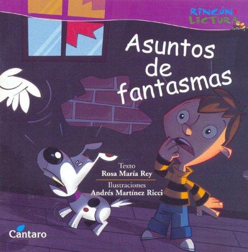 Asunto de Fantasmas par Andres Martinez Ricci