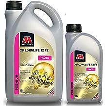 Millers Oil XF Longlife 12 FE 0w30 C2 Aceite de Motor Totalmente sintético, LL-