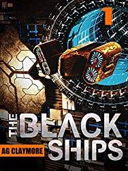 The Black Ships: An alien invasion sci fi thriller (English Edition)
