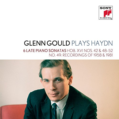 Glenn Gould Collection Vol.13 - Glenn Gould plays Haydn: 6 späte Klaviersonaten
