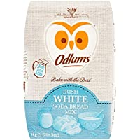 Odlums Irish White Soda Bread Mix 1 Kg (Pack of 5)