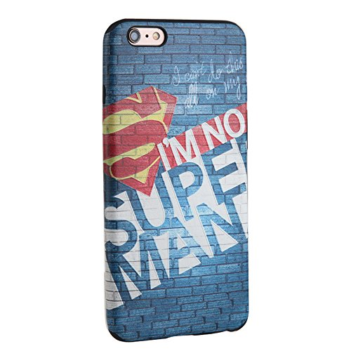 UKDANDANWEI Apple iPhone 5S Hülle - TPU 3D Silikon Schutzhülle Handyhülle kratzfeste stoßdämpfende Case für Apple iPhone SE/5/5S [CCD002] CCD029