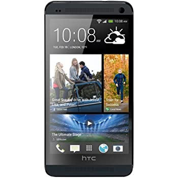 HTC One 32GB UK SIM Free Smartphone - Black - Discontunued by Manfucacturer