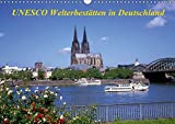 UNESCO Welterbestätten in Deutschland (Wandkalender 2019 DIN A3 quer): Zeugnisse kulturhistorischer Bauten und Naturstätten (Monatskalender, 14 Seiten ) (CALVENDO Orte)
