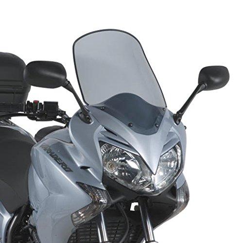 Cúpula Moto Honda Varadero 125 07-14 Givi Spoiler teñida