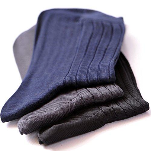 514ZoVtdZeL chaussette fil d'écosse avantage ⇒ Classement Meilleures Offres & Promos 2019 Chaussettes Chaussettes Classiques Vêtements Homme