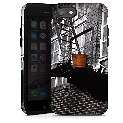 Apple iPhone X Silikon Hülle Case Schutzhülle Berlin Fotografie Kunst Tough Case glänzend