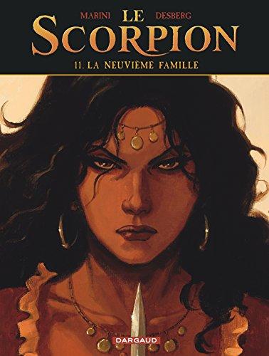 Le Scorpion - tome 11 - la Neuvième Famille par Desberg Stephen