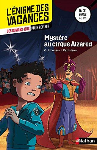 Mystère au cirque Alzared par Guy Jimenes, Isabelle Petit-Jean