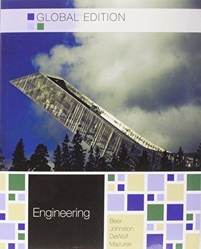 Mechanics of Materials by Beer, Ferdinand P., Johnston Jr., E. Russell, DeWolf, John T (2012) Taschenbuch