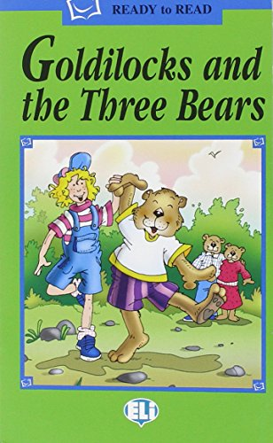 Goldilocks and three Bears. Con audiocassetta