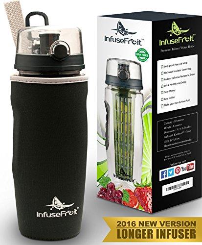 botella-de-agua-con-filtro-infusor-para-fruta-950-ml-con-funda-aislante-antitranspirante-varios-colo