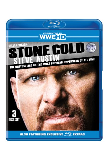 Stone Cold Steve Austin - The Bottom Line On The Most Popular Superstar Of All Time [BLU-RAY]