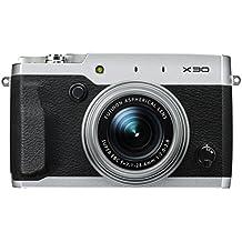 Fujifilm X30 Digitalkamera (12 Megapixel, 4x opt. Zoom, HDMI, USB 2.0) silber
