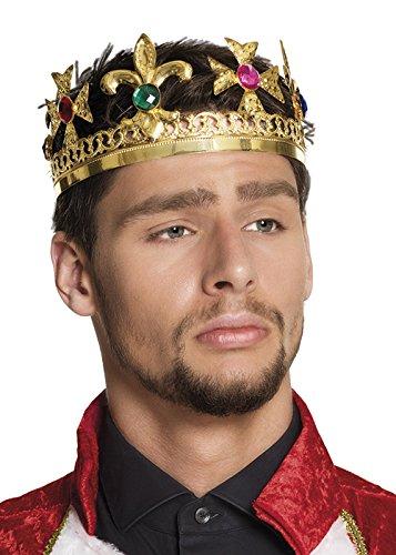 Magic Box Int. Deluxe Metall Royal Kings Krone