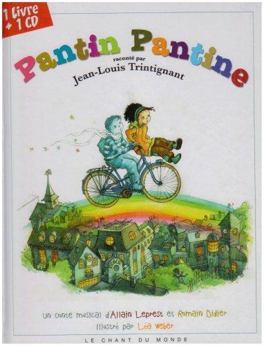 Pantin Pantine (1CD audio)