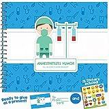 GESCHENKE FÜR NARKOSEÄRZTE: Ein persönliches kleines Humor Buch mit Spielkarten für deinen beliebesten Narkosearzt! Ganzeinfach zum Ausfüllen und einfallsreiche Geschenkideen