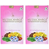 Nutricharge Daily Health Supplement For Women, 30 Tablets (Pack Of 2)