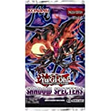 Yu-Gi-Oh Shadow Specters Boosters