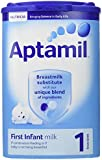 Aptamil Stage 1 First Infant Milk Powder 900 g (Pack of 6)