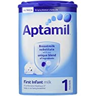 Aptamil Stage 1 First Infant Milk Powder 900 g (Pack of 6)