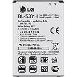 Bateria de recambio modelo bl-53yh para lg optimus g3 3000 mah original