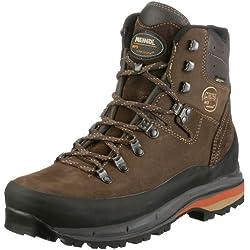 MEINDL Vakuum Men Gtx®, Chaussures de Randonnée Hautes hommes - Marron (marron/marron foncé), 45 EU