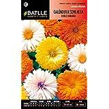 Semillas Batlle 091502BOLS - Caléndula semi alta doble variada