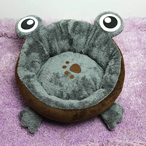 ADFHGFJ Abnehmbare Faltbare EIN Bett für Haustiere einen Rest von Kleinen, Mittleren und großen Stile die pet - Haus für das ganze Jahr - Pad Pet-erwärmung