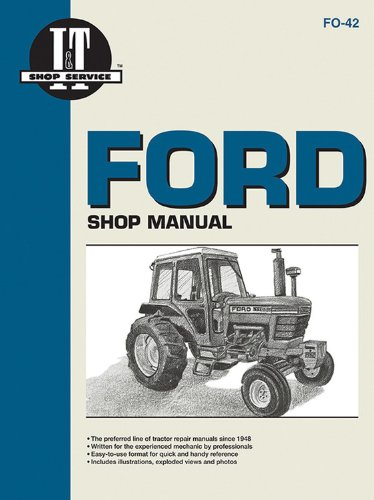 Ford SRS 5000 5600 5610 6600+ (Fo-42) -