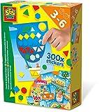 Best Creatividad para Niños Juegos Para 6 años de la - SES Creative - Aprendo a reconocer Formas, Set Review