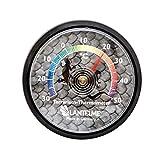 Terrarium / Reptilien / Terrarien Thermometer . Analog und Bimetall