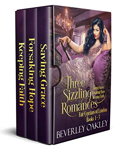 Fair Cyprians of London Box Set: Three Sizzling Victorian Romances (English Edition)