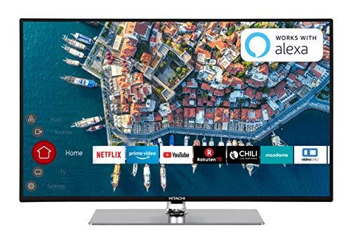 Hitachi F32L4001 81 cm (32 Zoll) Fernseher (Full HD, Smart TV, Prime Video, Alexa-ready, Bluetooth, Triple-Tuner, PVR)