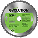 Evolution LAMFURY3XL Lame multi-matériaux 255 mm