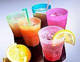 idea-station PP Plastik-Gläser mehrweg 350 ml 30 Stück, bunt, stapelbar auch als Wasser-Gläser, Whiskey-Gläser, Cocktail-Gläser, Longdrink-Gläser einsetzbar, Party-Becher für Beer-Pong, Plastik-Becher sind bruchsicher, unzerbrechlich für idea-station PP Plastik-Gläser mehrweg 350 ml 30 Stück, bunt, stapelbar auch als Wasser-Gläser, Whiskey-Gläser, Cocktail-Gläser, Longdrink-Gläser einsetzbar, Party-Becher für Beer-Pong, Plastik-Becher sind bruchsicher, unzerbrechlich