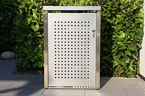 Mülltonnenbox für 1 Mülltonnen 240 l - 9
