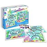 Distrifun (Sento) - Loisirs créatifs - Aquarellum Dauphins