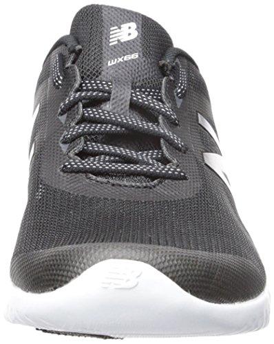 Black Shoe donna Flexonic ginnastica Wx66v2 New scarpe WX66V2 Silver da BalanceFlexonic Training qAwO4vO6